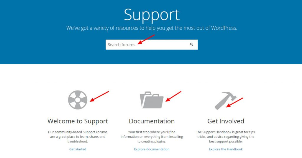 WordPress-support How to create a WordPress website